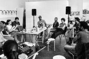 Koordinations-sitzung «Wir alle sind Bern» @ Stube im Progr (EG West)