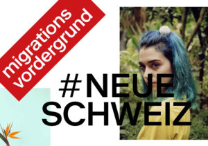 Forum & Late Night #Neue Schweiz @ Aula Progr / Turnhalle