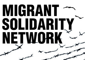 Migrant Solidarity Network: Planungs-sitzung Demo
