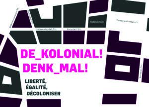 Stadtforum «De_Kolonial! Denk_mal!»